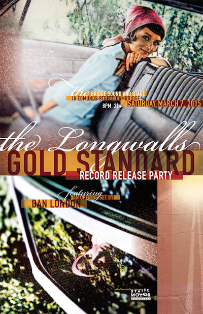 The Longwalls - Gold Standard