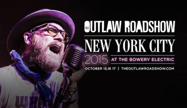 The Outlaw Roadshow 2015