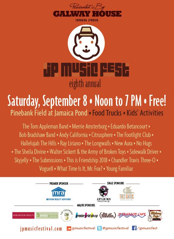 The Longwalls JP Music Fest